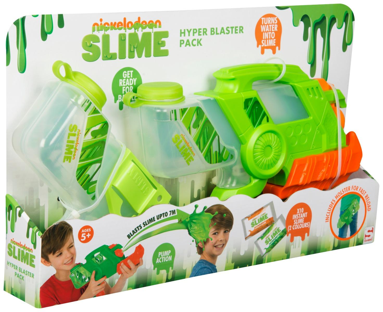 Arma Slime Blaster Nickelodeon Slm-3289