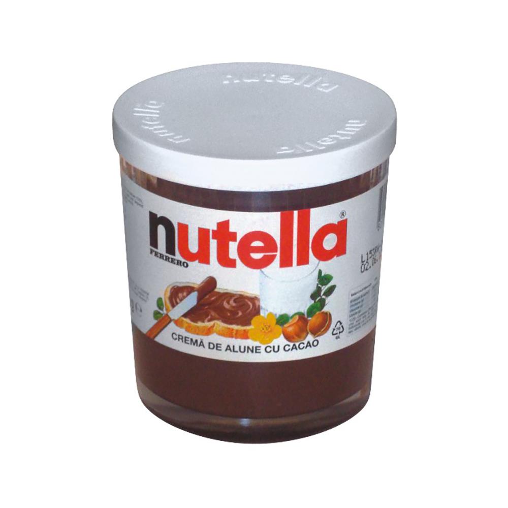 Crema de cacao cu alune Nutella, T200, 200 g imagine