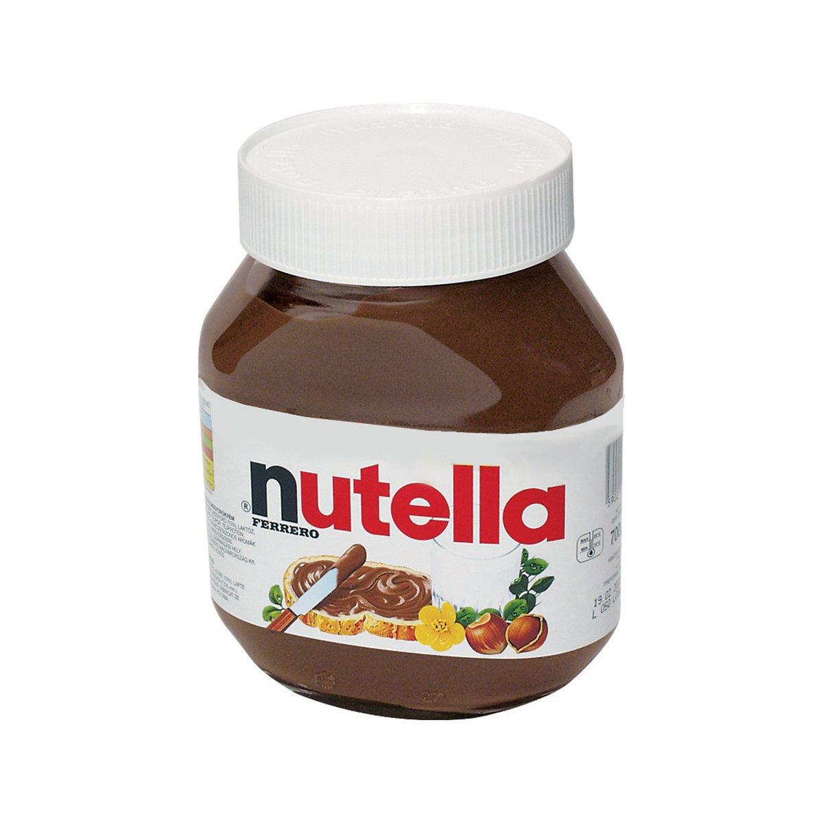 Crema de cacao cu alune Nutella, T750, 750 g imagine