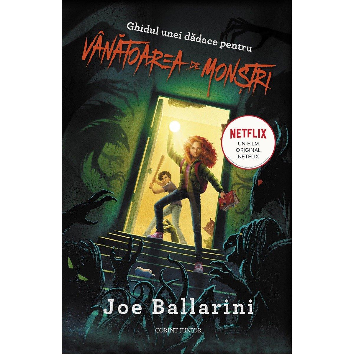 Carte Editura Corint, Ghidul unei dadace pentru vanatoarea de monstri, Joe Ballarini