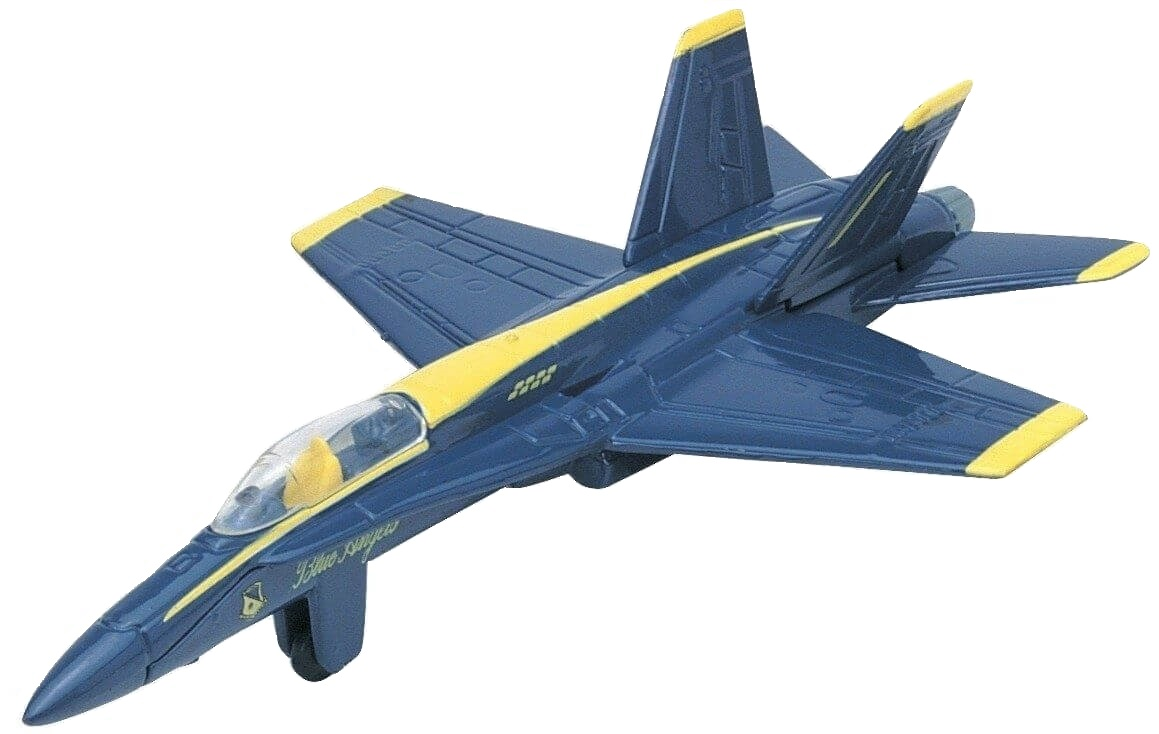 avion motormax skywings f/a-18 hornet