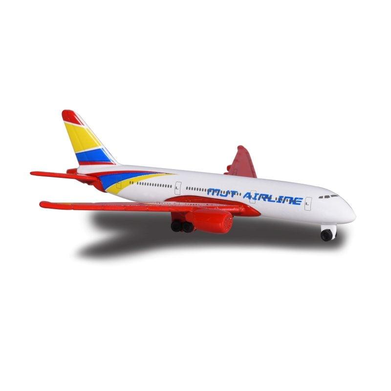 Avion Fantasy Airplane Majorette, Airline Boeing 787-9, 13 cm