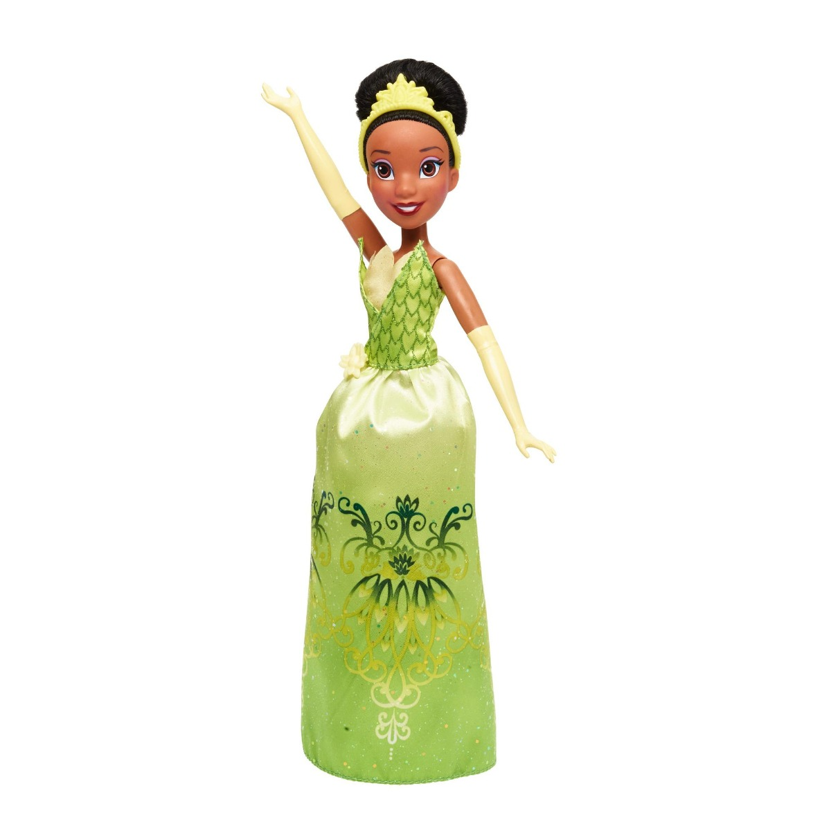 Papusa Disney Princess Royal Shimmer Tiana
