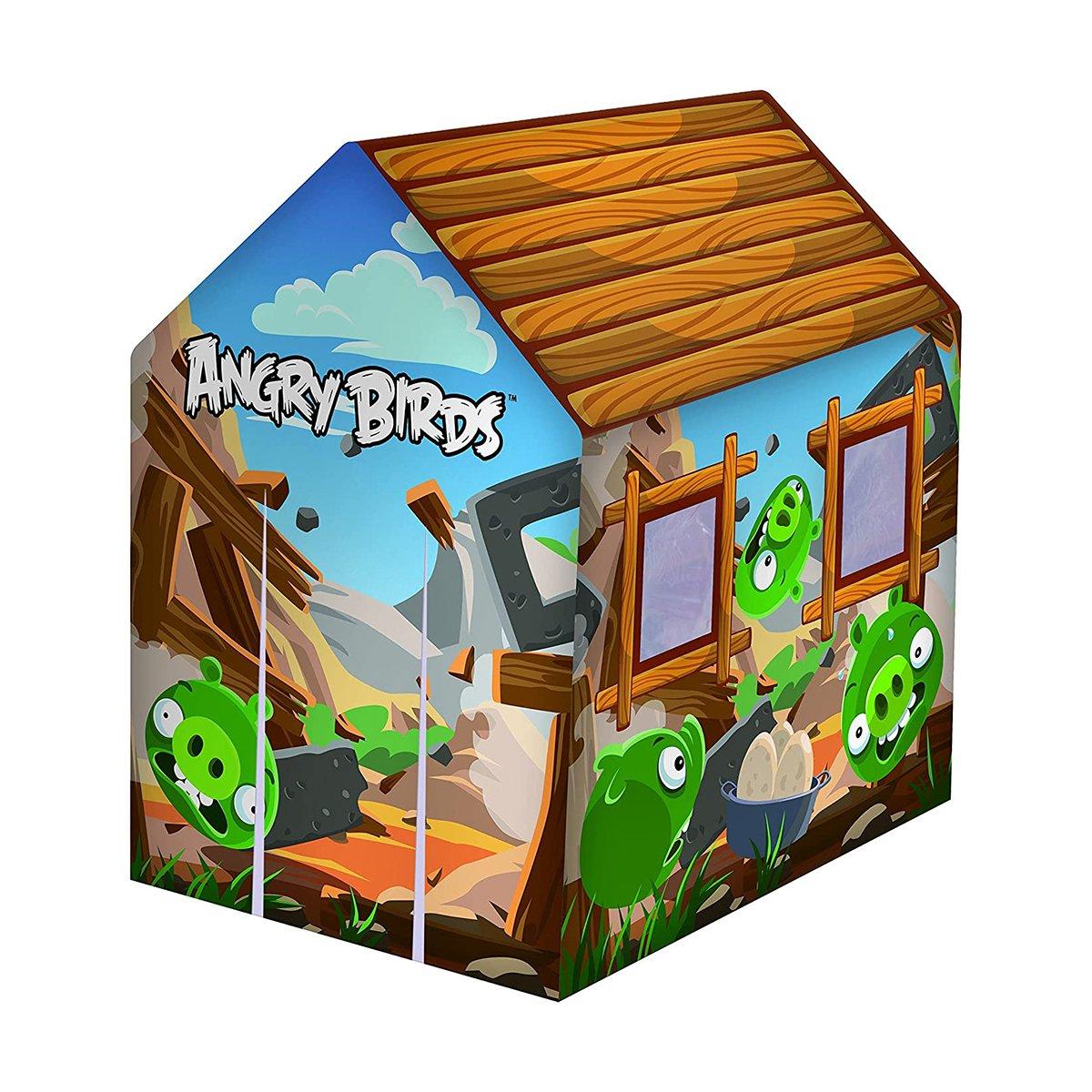 Casuta copii Bestway Angry Birds, 102 x 76 cm imagine
