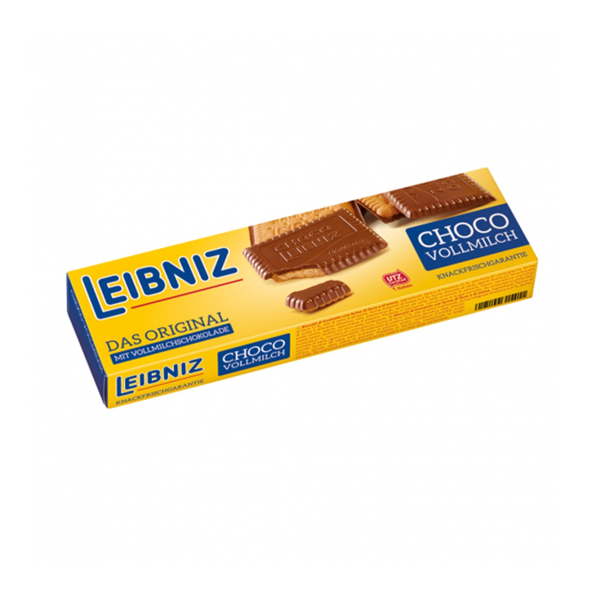 Biscuiti cu ciocolata Leibniz, 125 g imagine