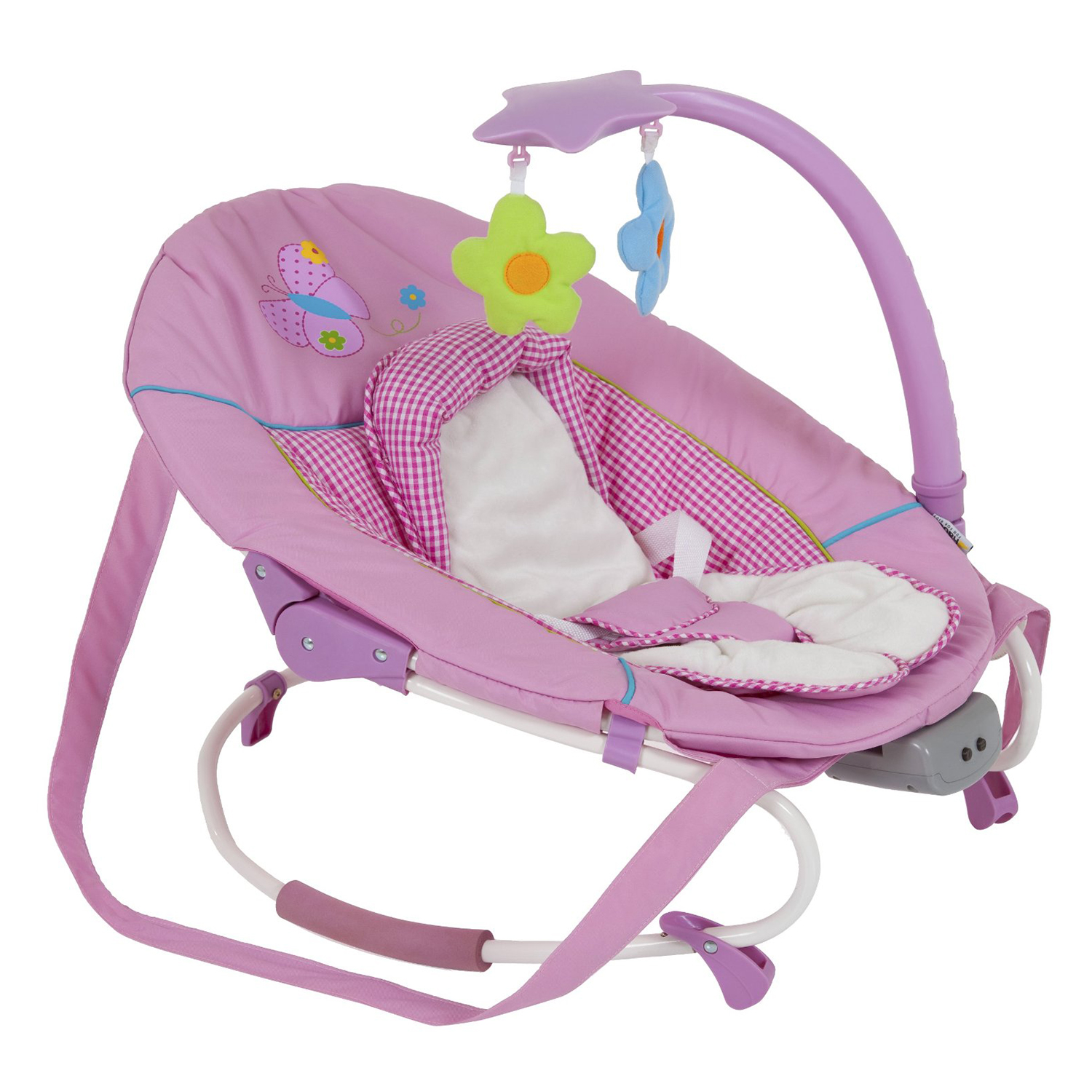 balansoar bebe hauck leisure emotion - butterfly