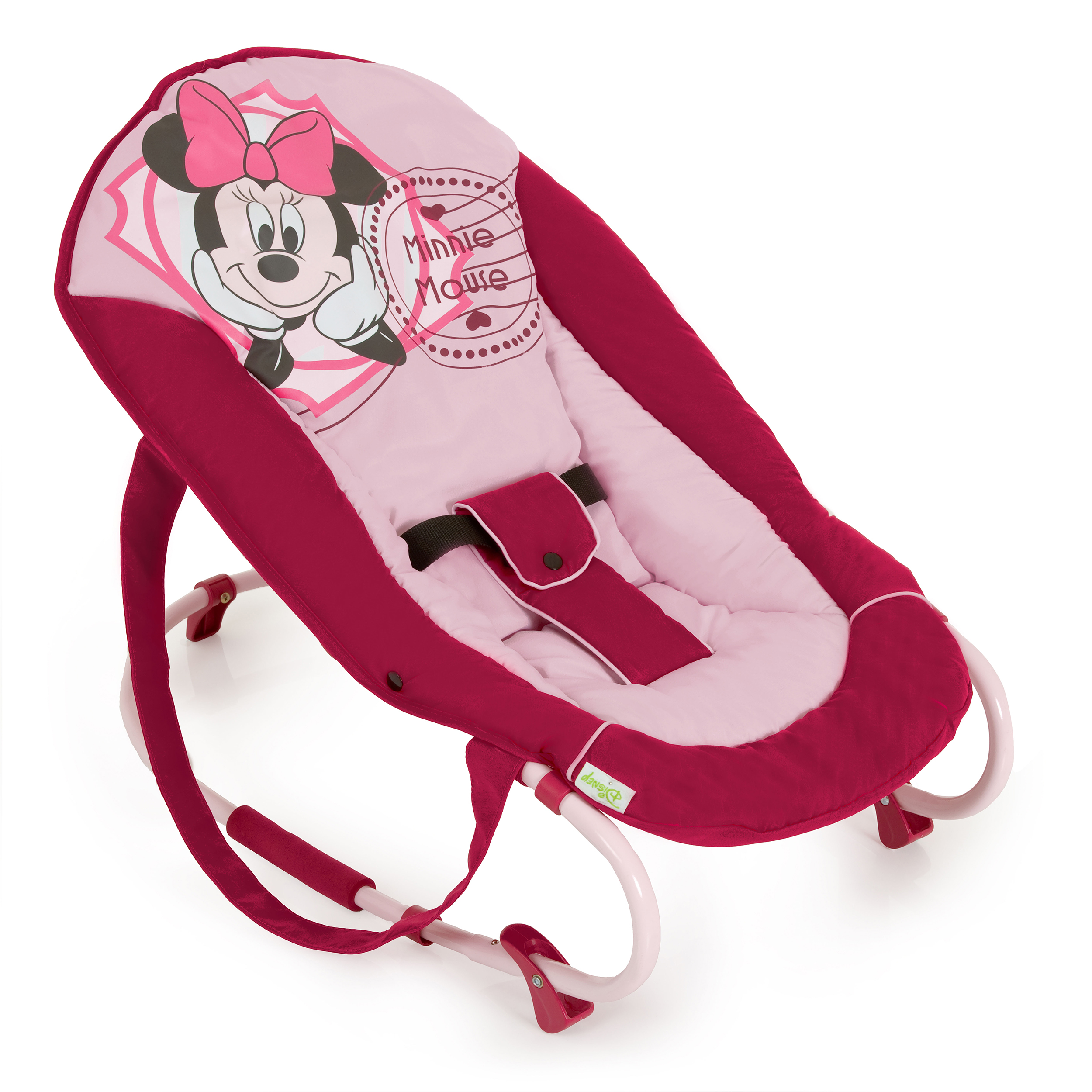 balansoar bebe hauck rocky - minnie mouse