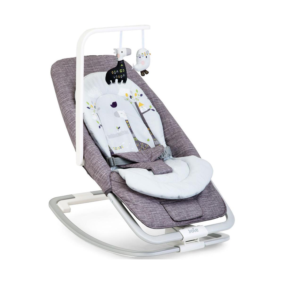 balansoar bebe joie dreamer - khloe & bert gray