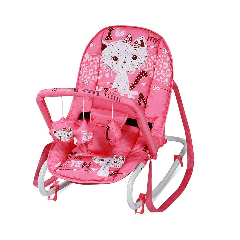 balansoar bebe lorelli classic top relax - pink kitten