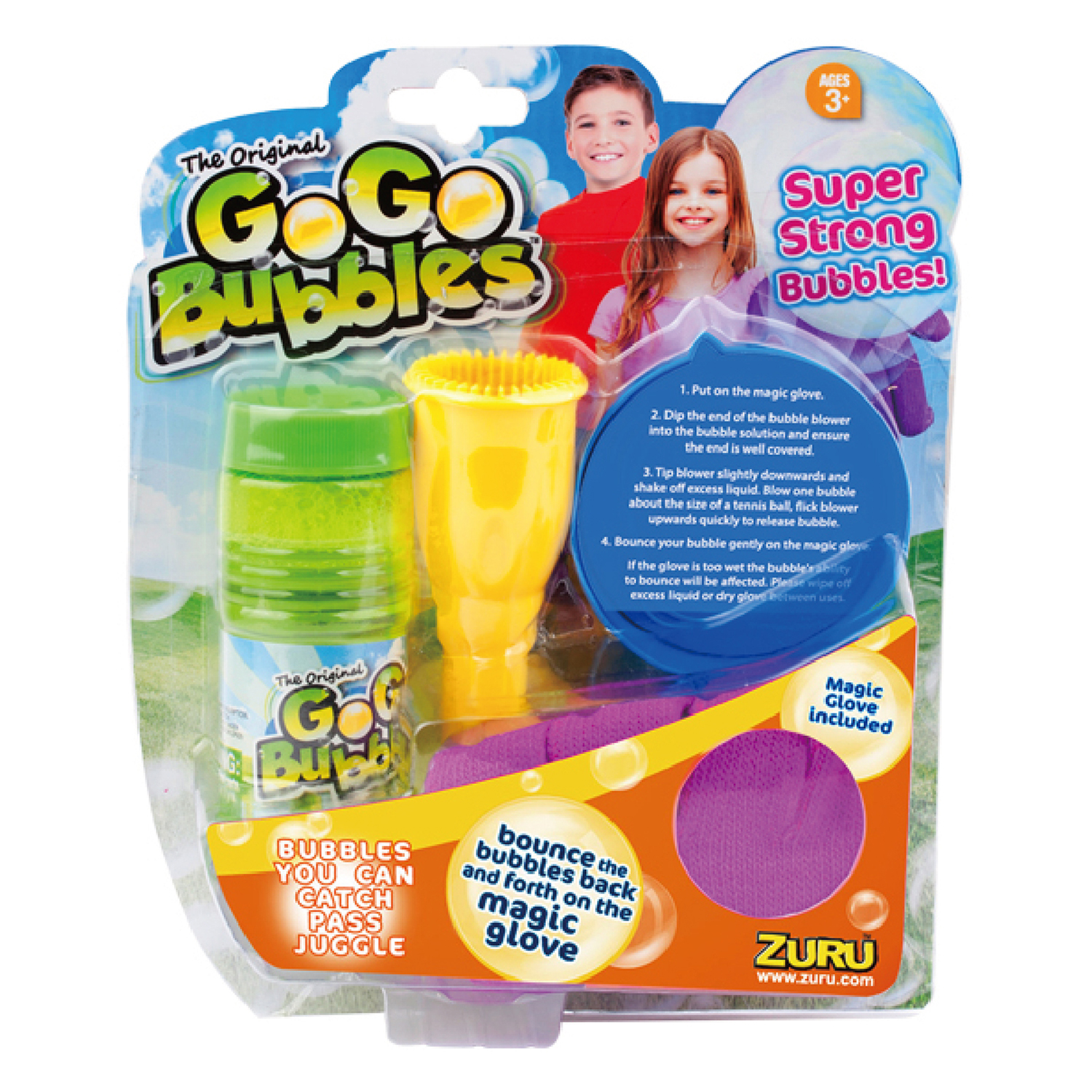 Baloane de sapun Go Go Bubbles imagine