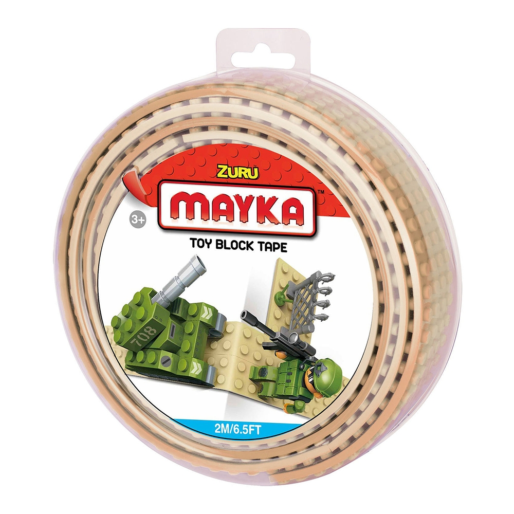 Banda adeziva Zuru Mayka Standard Large - Crem imagine