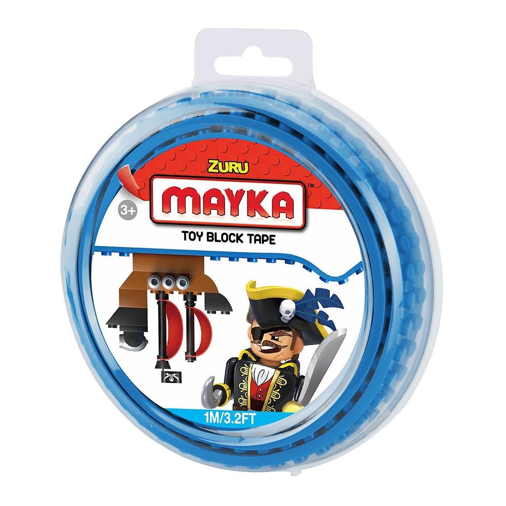 Banda adeziva Zuru Mayka Standard Small - Albastru