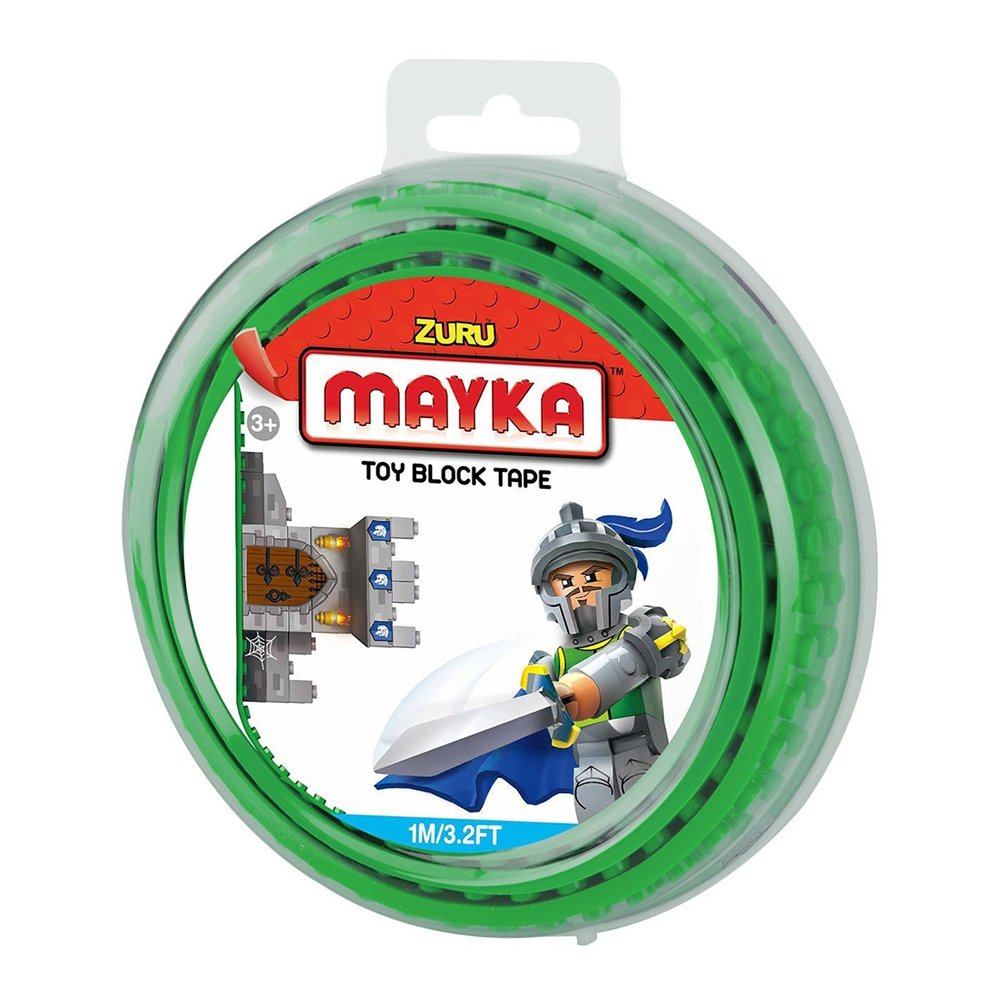 Banda adeziva Zuru Mayka Standard Small - Verde imagine