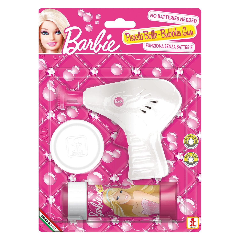 Barbie - Pistol baloane de sapun