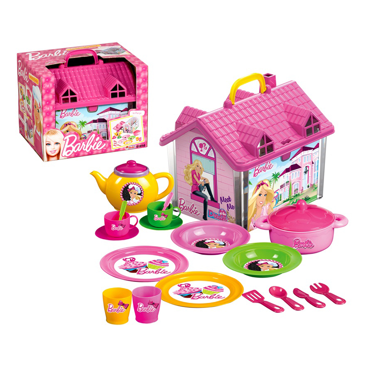 Barbie - Set de ceai