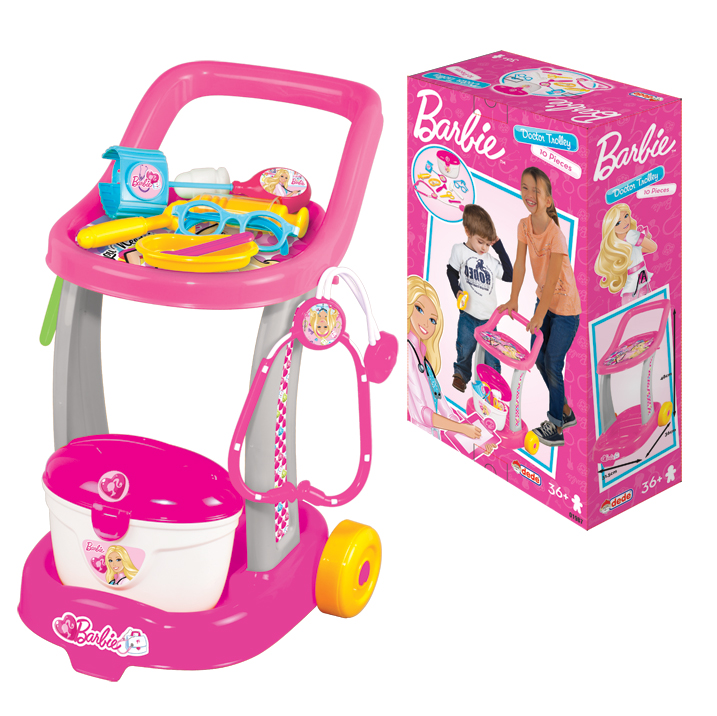 Barbie - Set troller doctor
