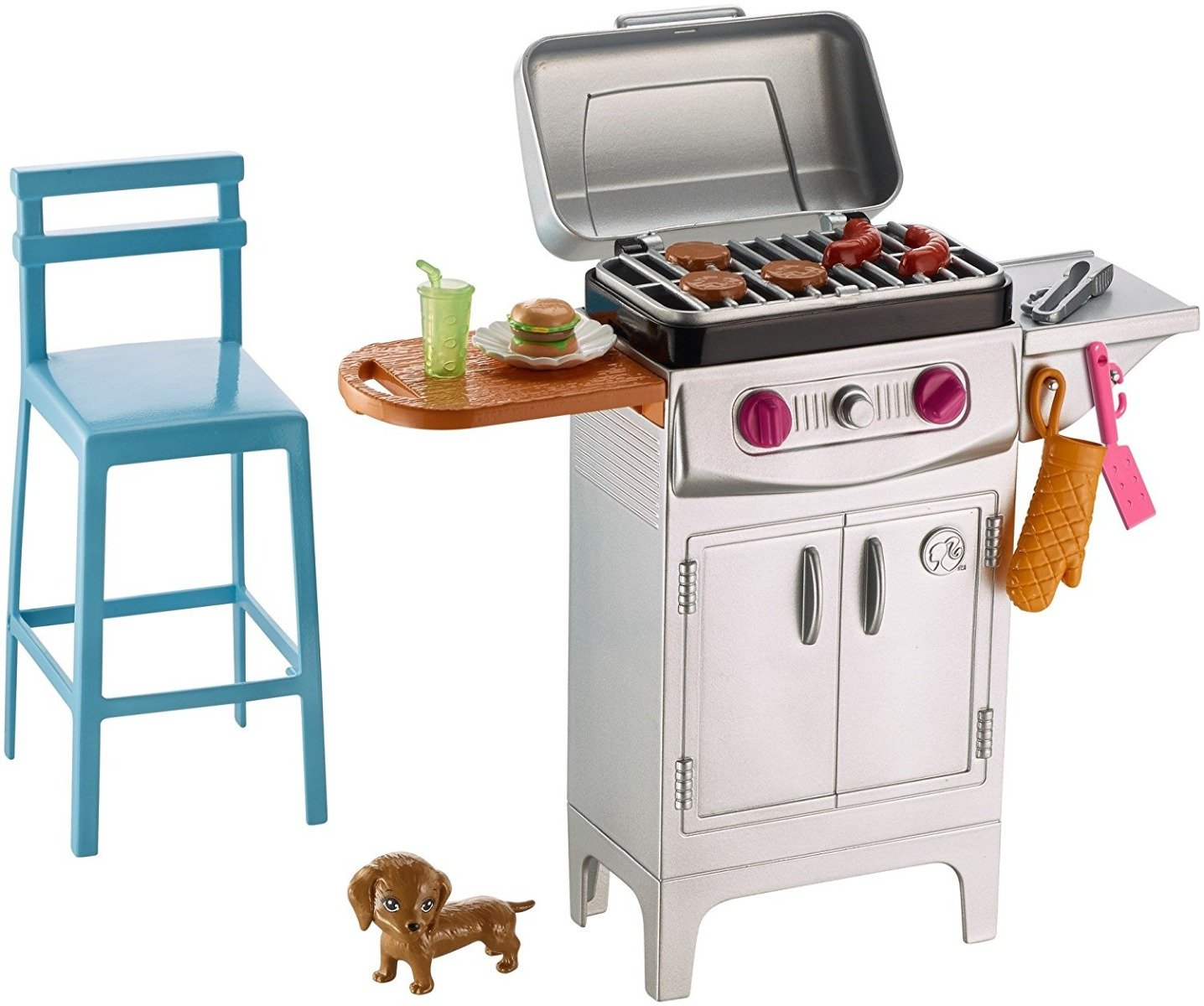 Set Barbie - Barbeque, DVX48