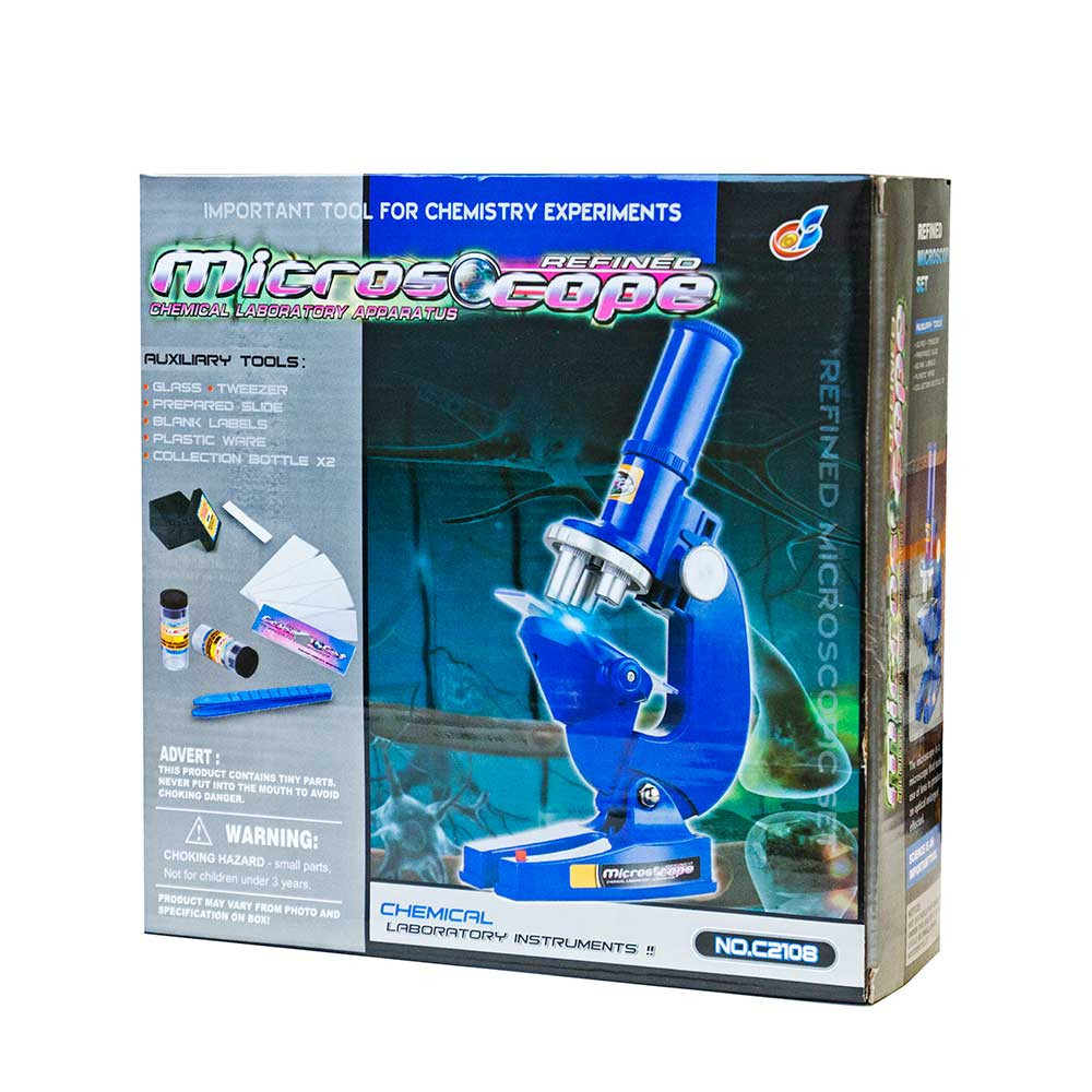 Microscop educational Best Luck C2108 Apelati Design
