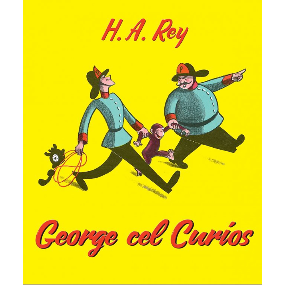 Carte Editura Arthur, George cel curios, H.A. Rey