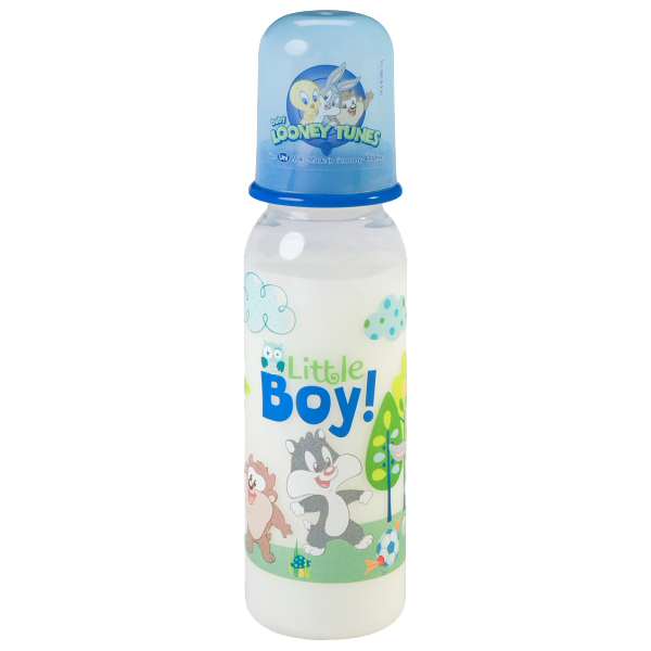 biberon looney tunes little boy pp, +0 luni, 250ml