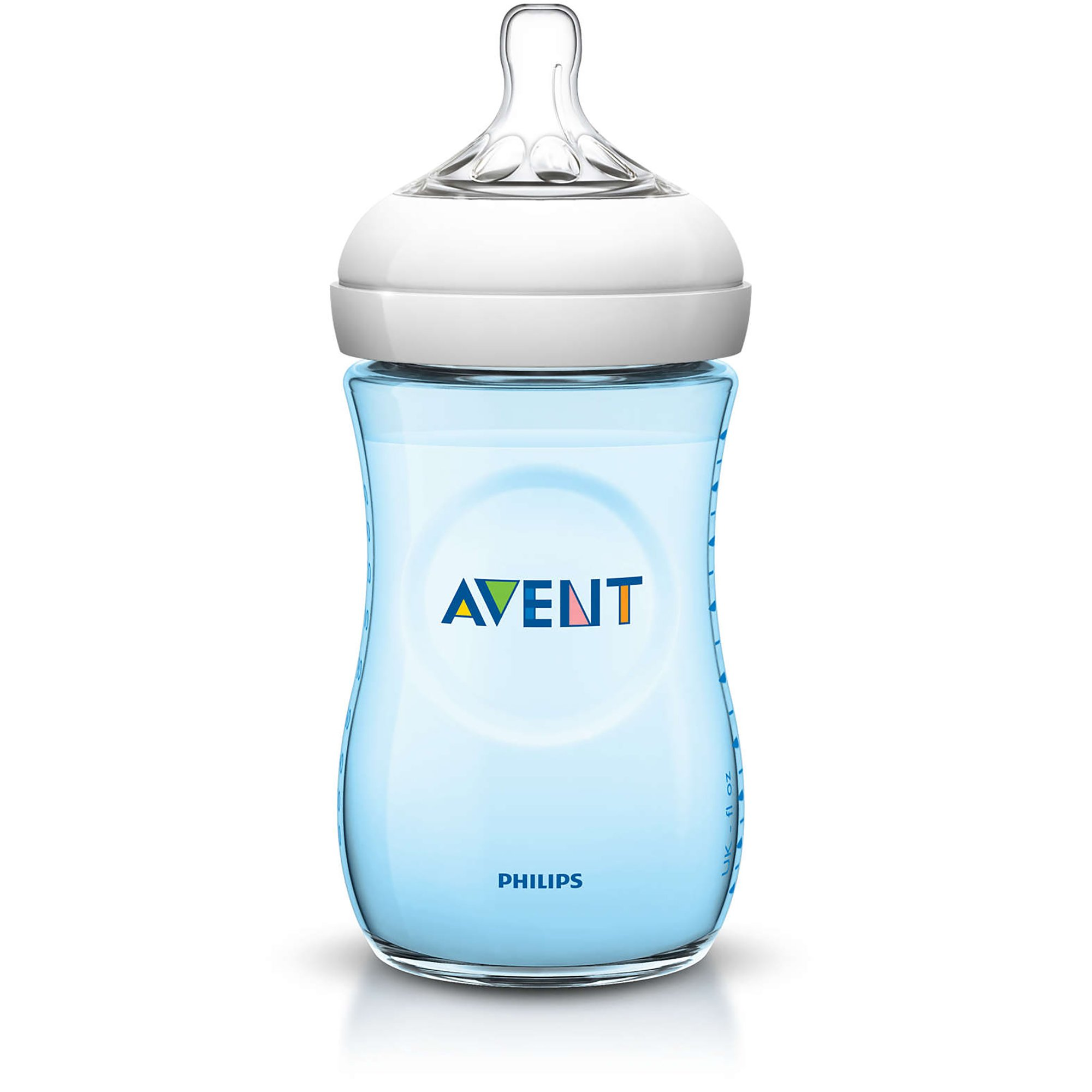 biberon pp philips avent natural scf695, +1 luna, 260ml