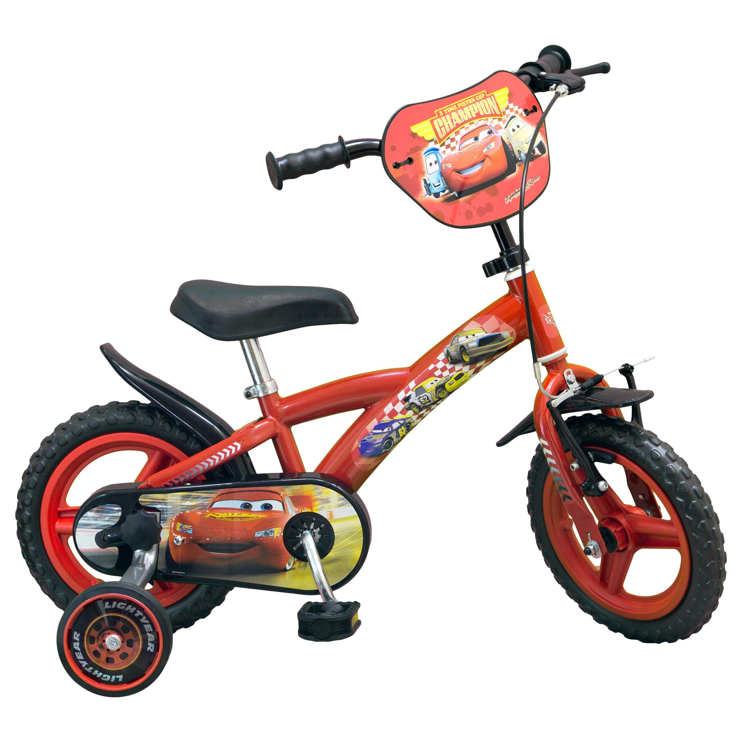 bicicleta copii cars 12 inch