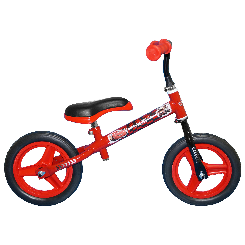 bicicleta fara pedale toimsa cars - 10 inch