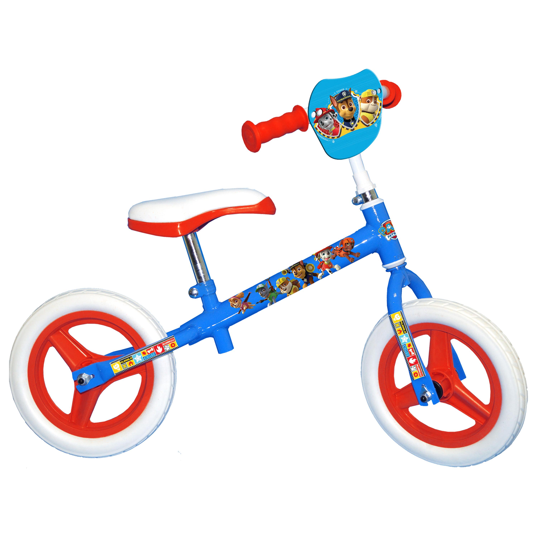 Bicicleta fara pedale Toimsa Paw Patrol - 10 inch