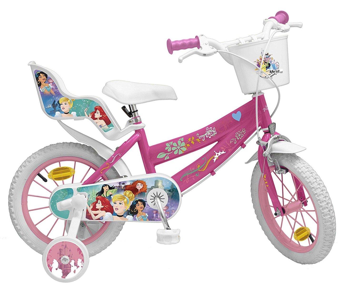 Bicicleta copii Disney Princess 12 inch