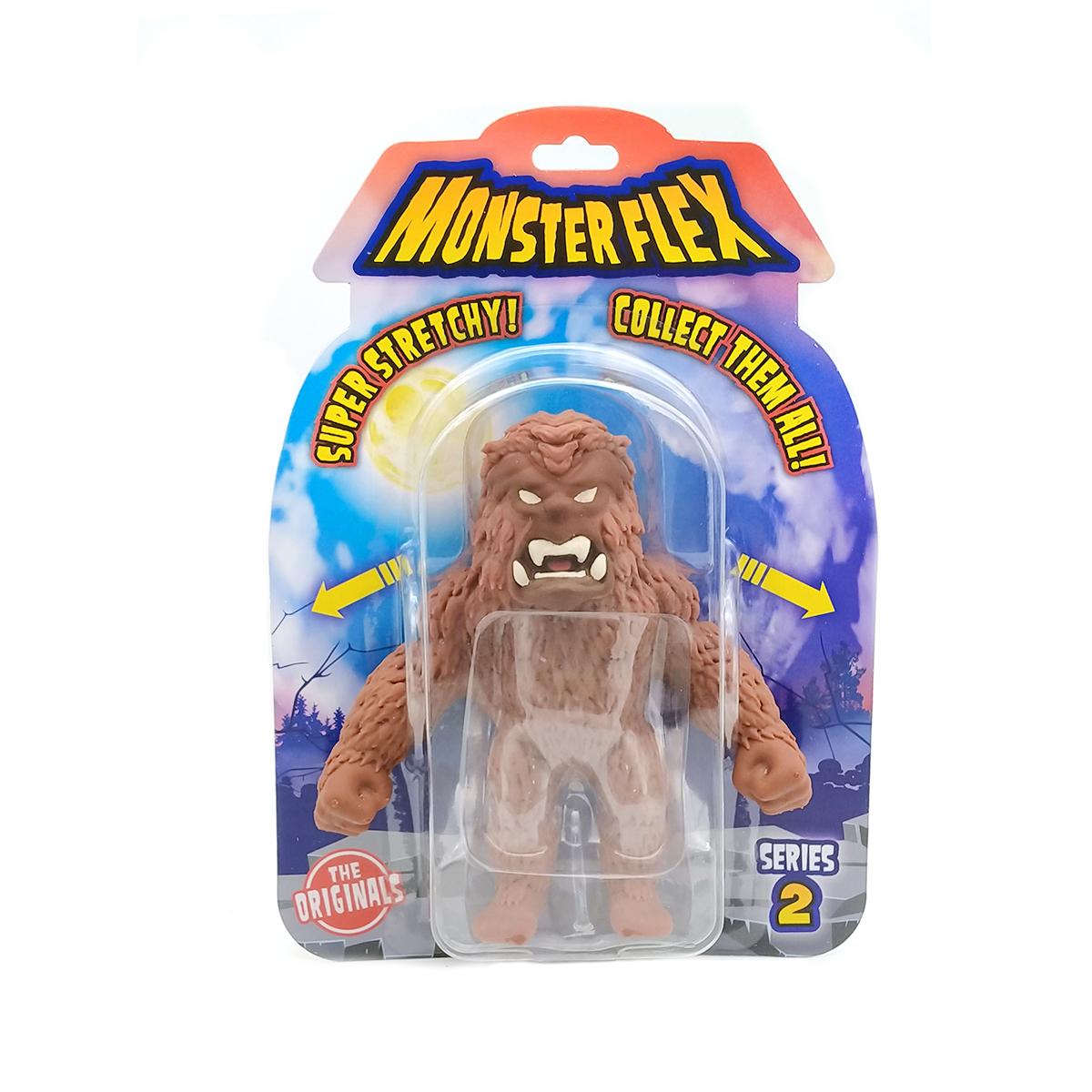 Figurina flexibila Monster Flex, S2, Big Foot