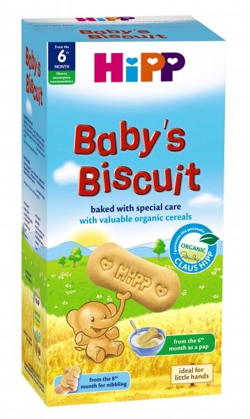 Biscuiti HiPP pentru sugari,150 g imagine