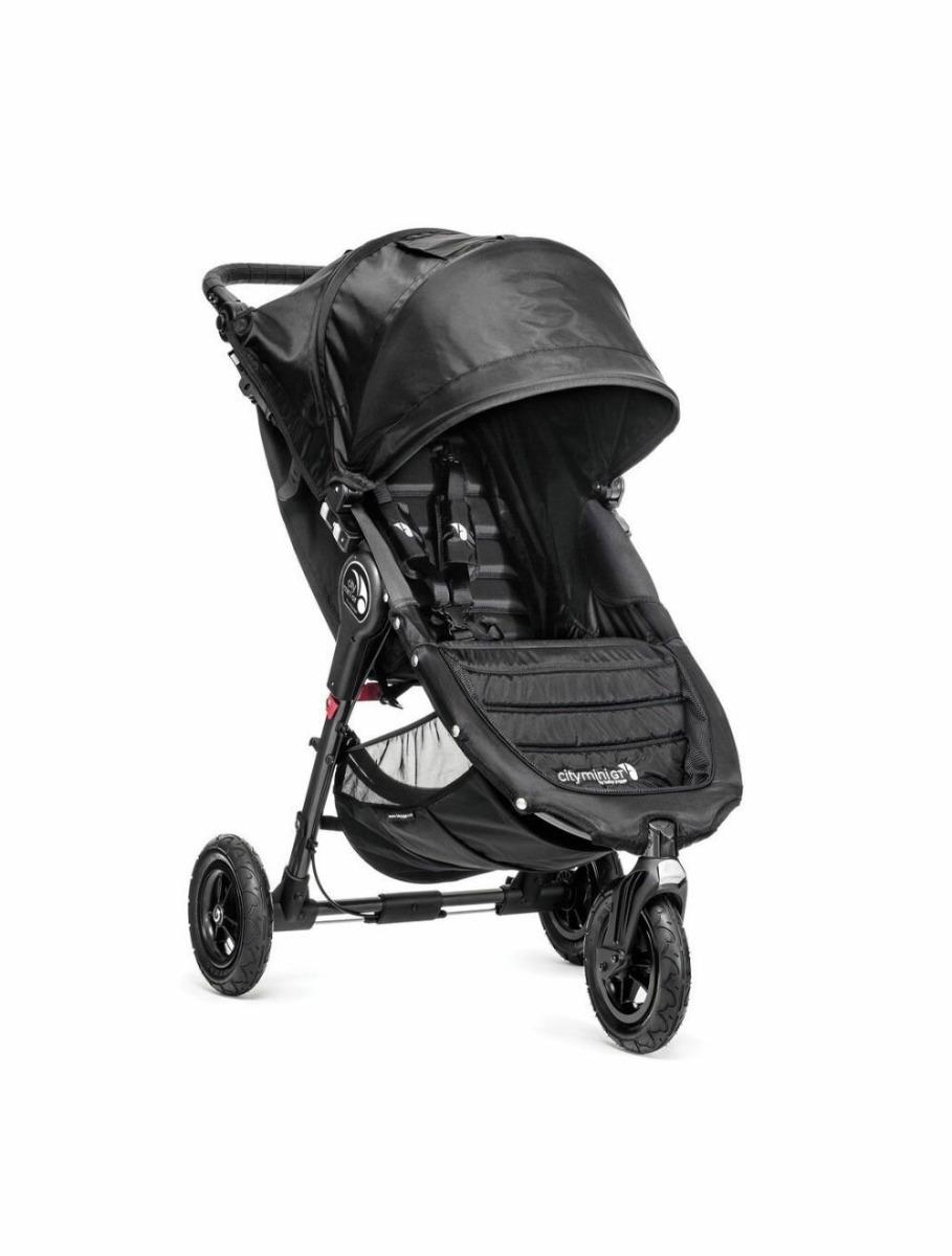Carucior Baby Jogger City Mini Gt, Black