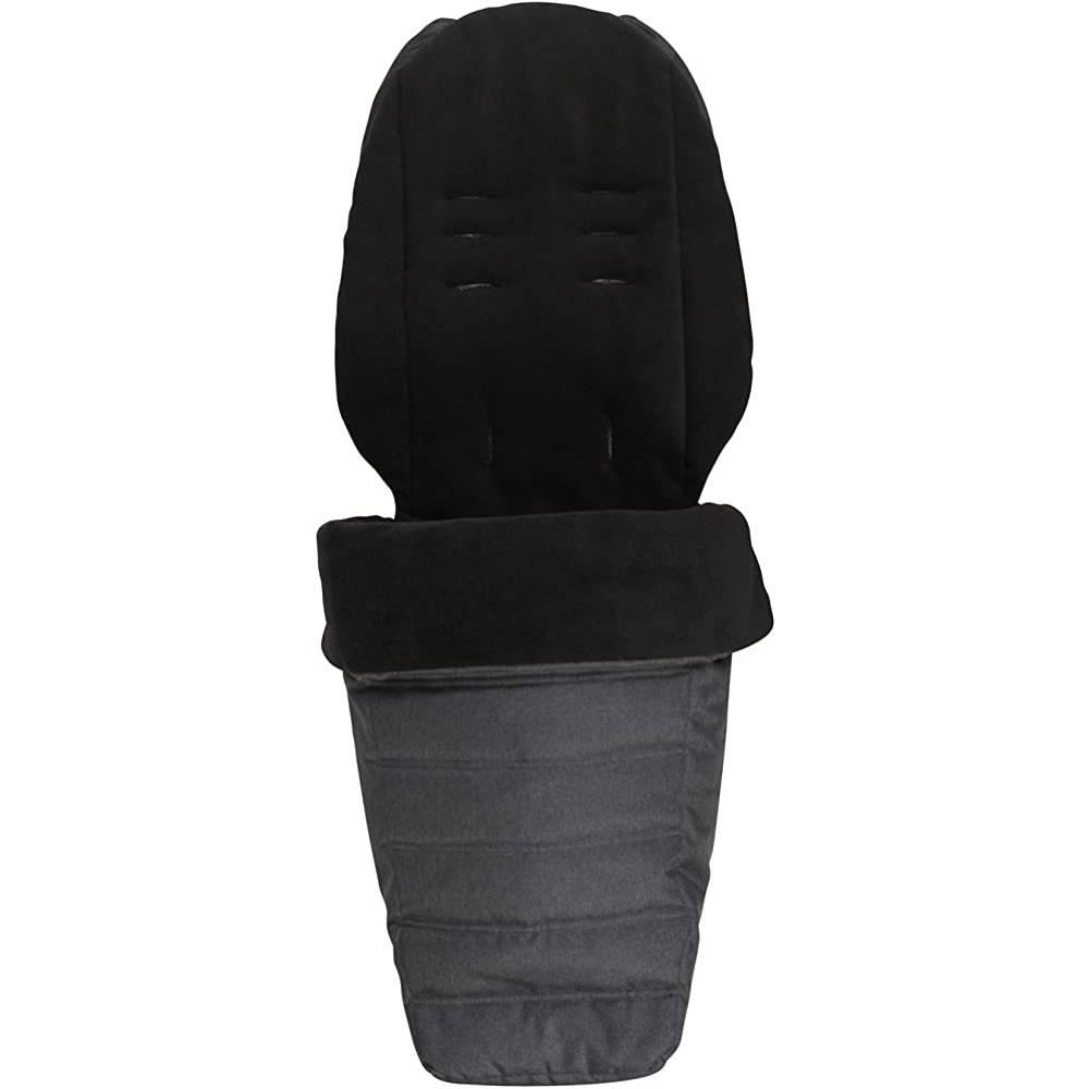 Sac de picioare pentru carucior City Premier/Select lux, Baby Jogger, granit imagine