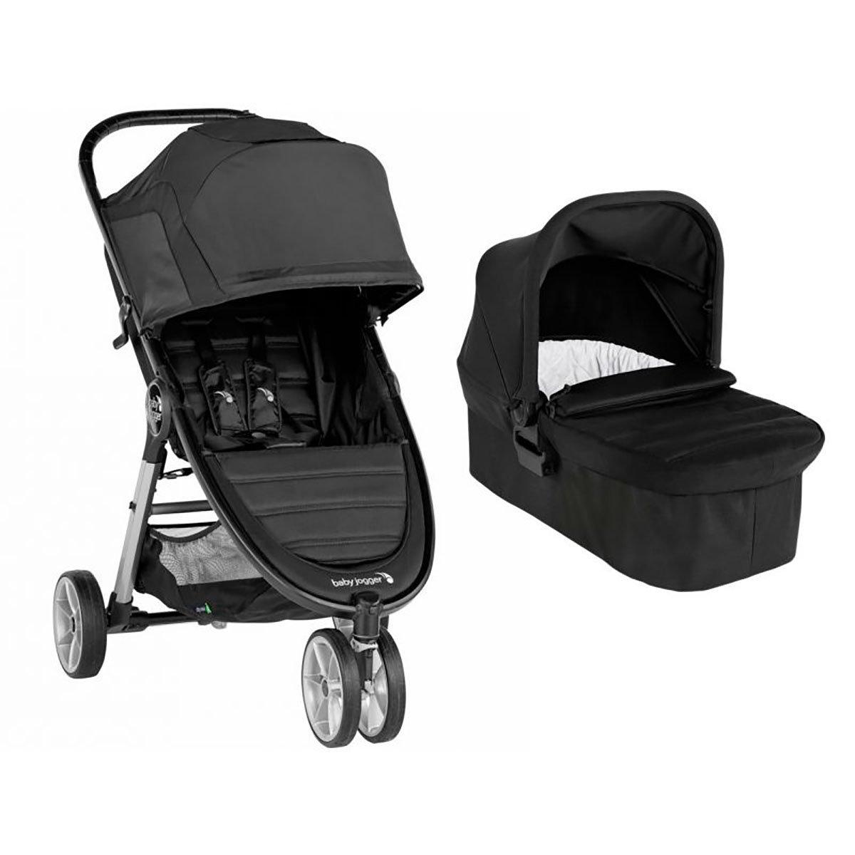 Carucior Baby Jogger City Mini 2 Jet, Sistem 2 In 1
