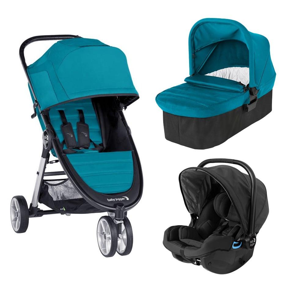 Carucior Baby Jogger City Mini 2 Capri, Sistem 3 In 1