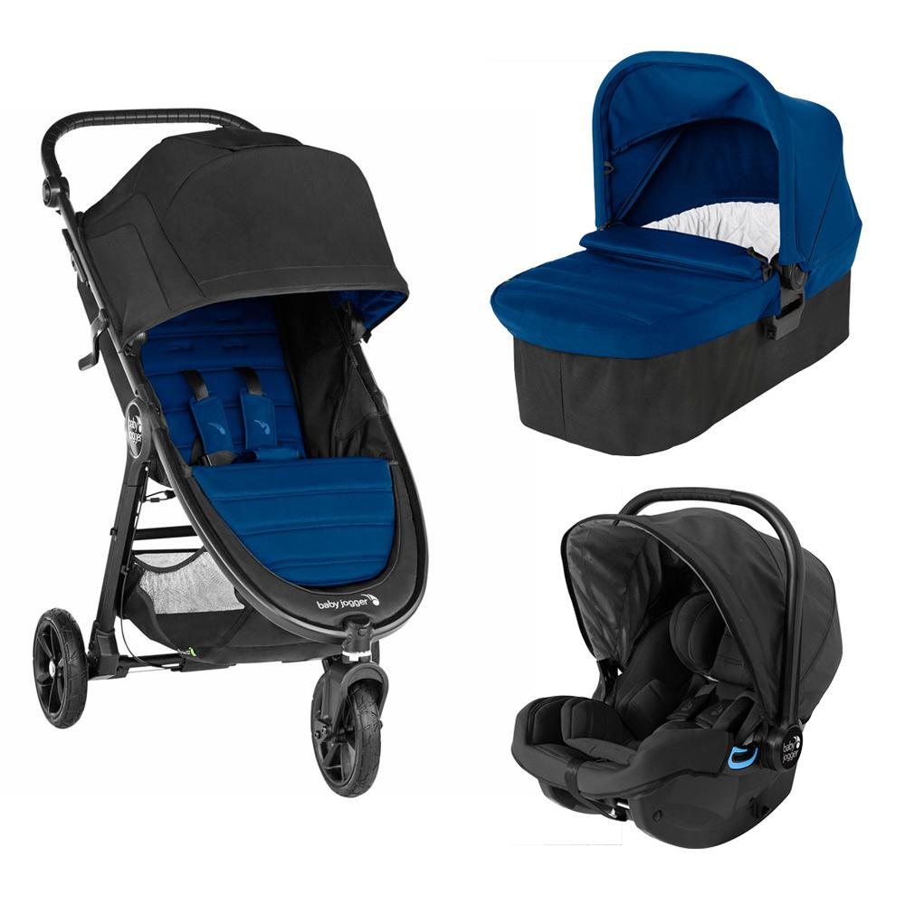 Carucior Baby Jogger City Mini Gt 2 Windsor, Sistem 3 In 1