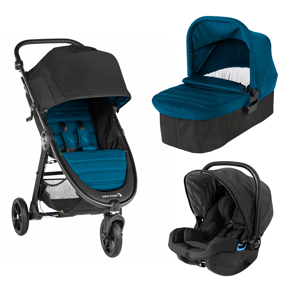 Carucior Baby Jogger City Mini Gt 2 Mystic, Sistem 3 In 1