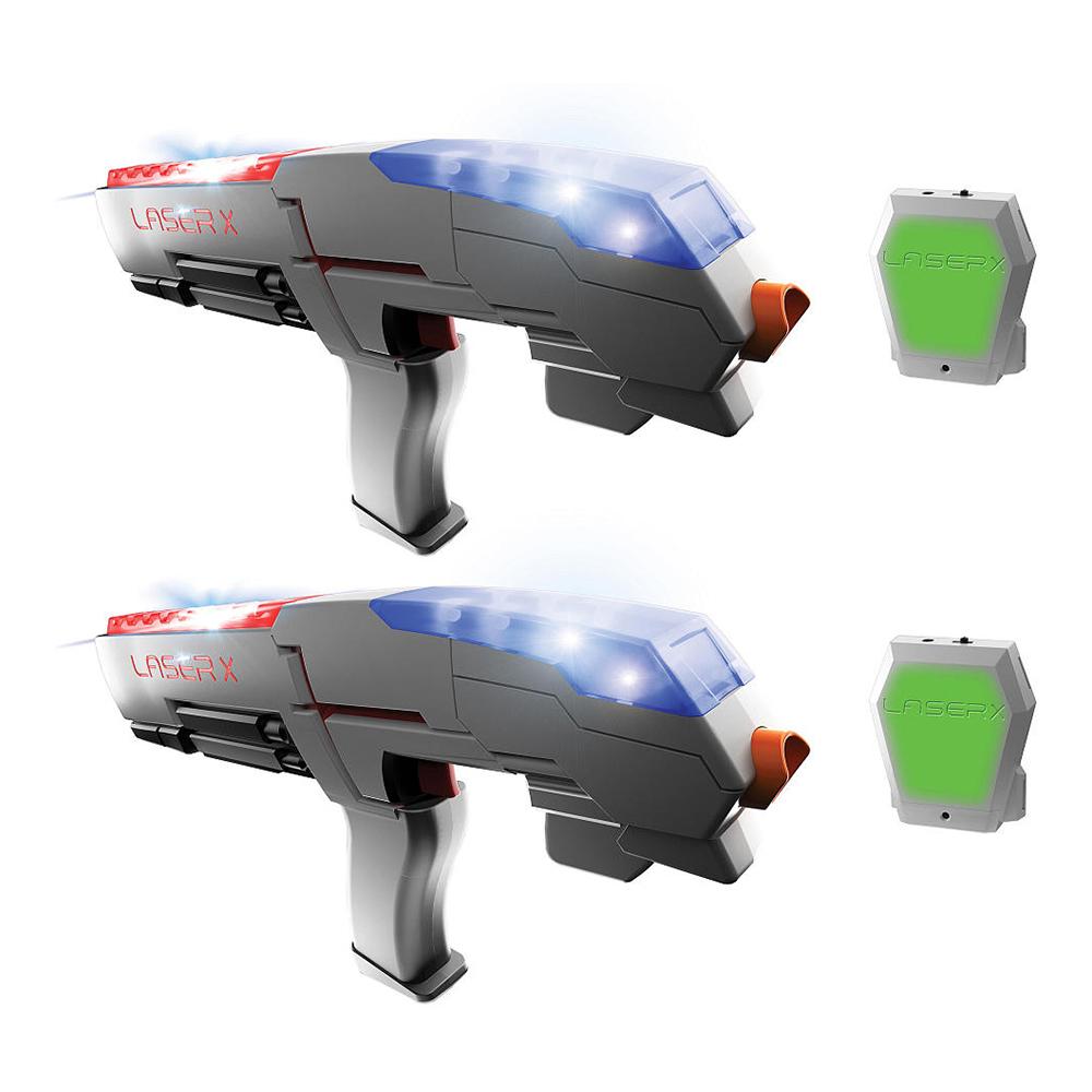 Blaster Laser X Double