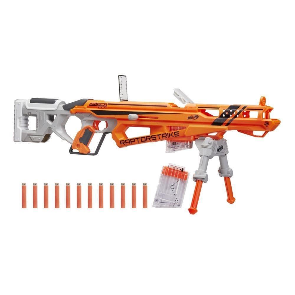blaster nerf n-strike elite accustrike raptorstrike