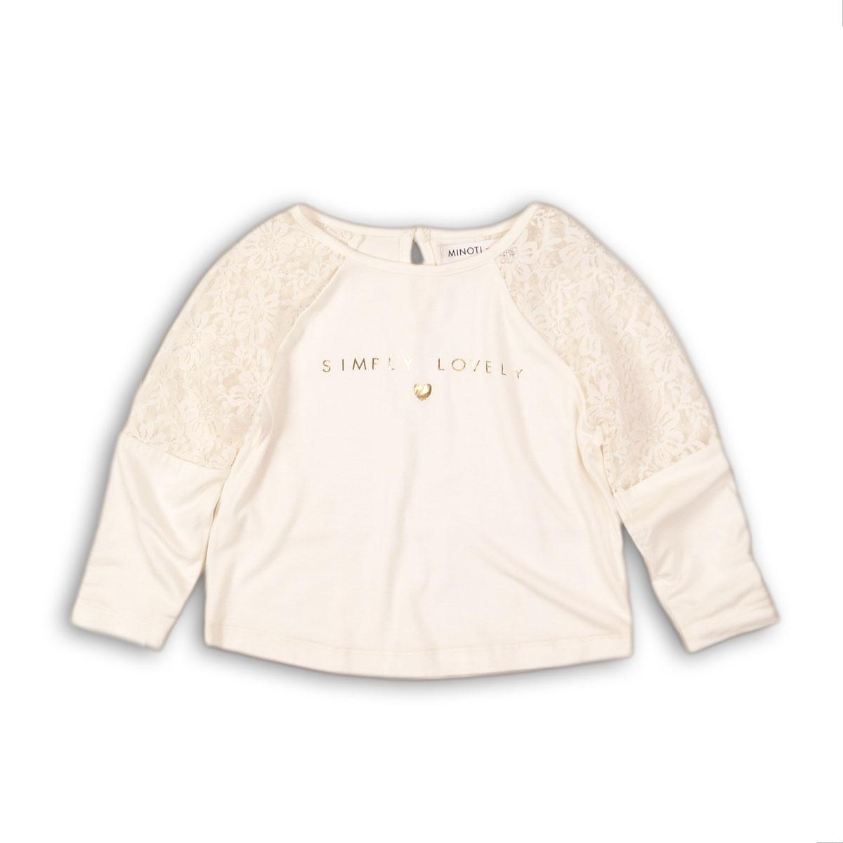 Bluza cu maneca lunga cu imprimeu Minoti M418H011