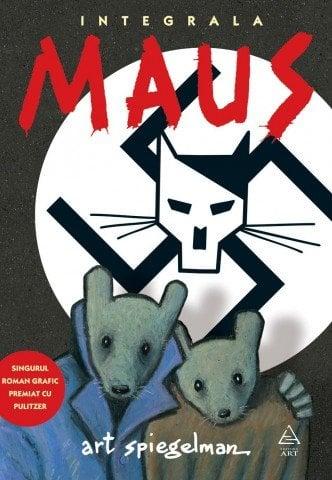 Maus, Art Spiegelman imagine