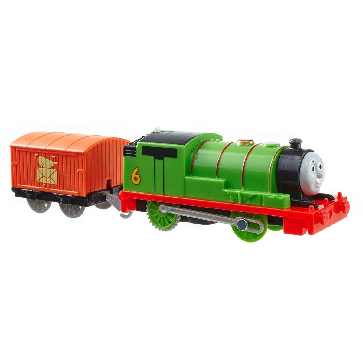 Set locomotiva si vagon Thomas & Friends Trackmaster - Percy (BML07)