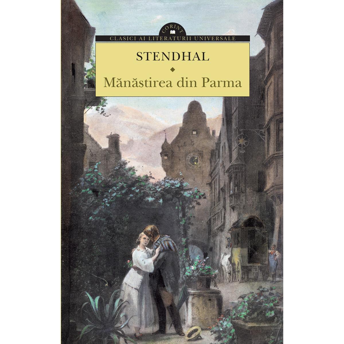 Carte Editura Corint, Manastirea din Parma, Stendhal imagine