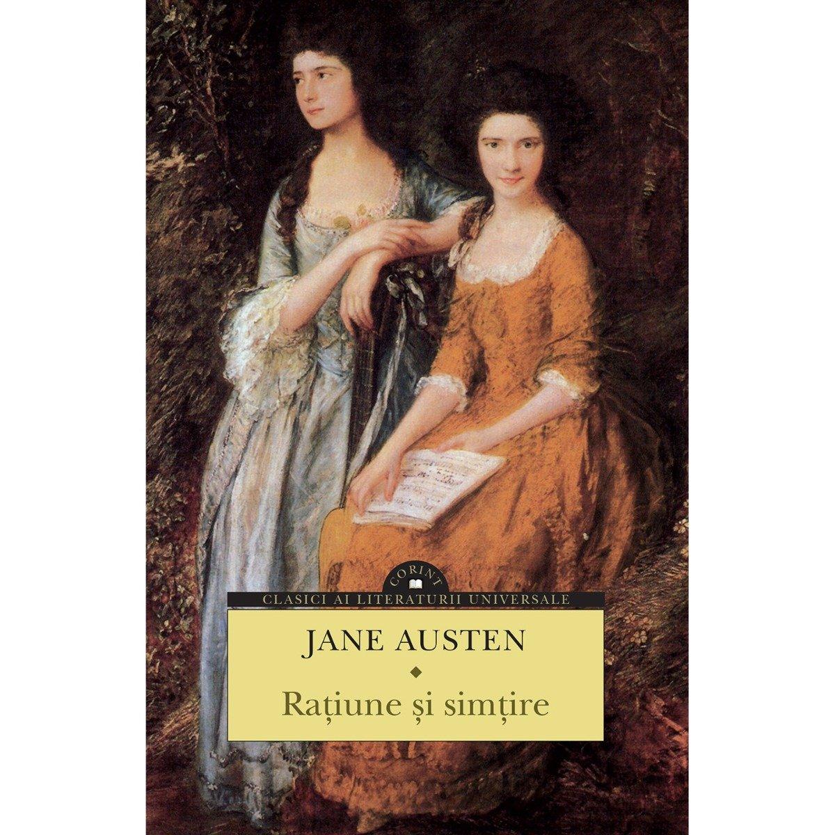 Carte Editura Corint, Ratiune si simtire 2014, Jane Austen imagine
