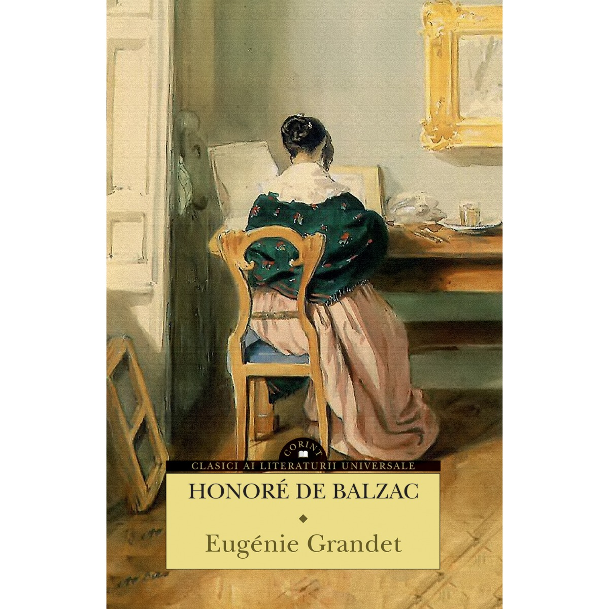 Carte Editura Corint, Eugenie Grandet, Honore de Balzac imagine