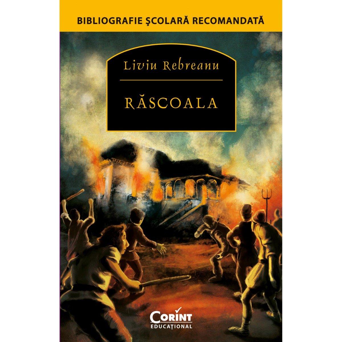Carte Editura Corint, Rascoala, Liviu Rebreanu