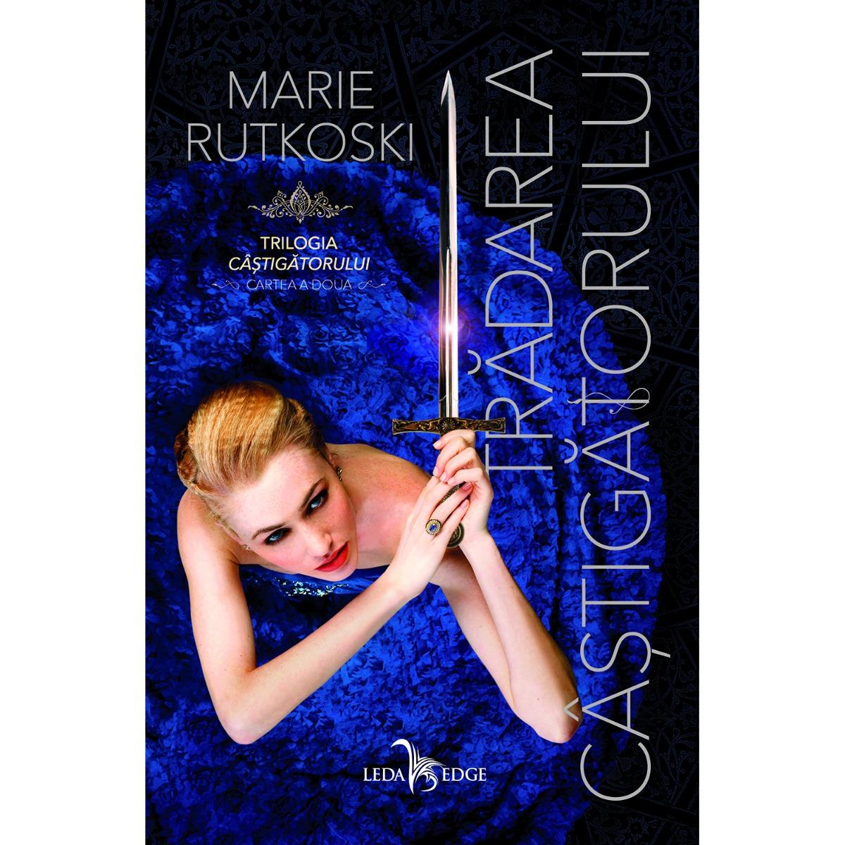 Carte Editura Corint, Tradarea castigatorului vol. 2 , Marie Rutkoski imagine