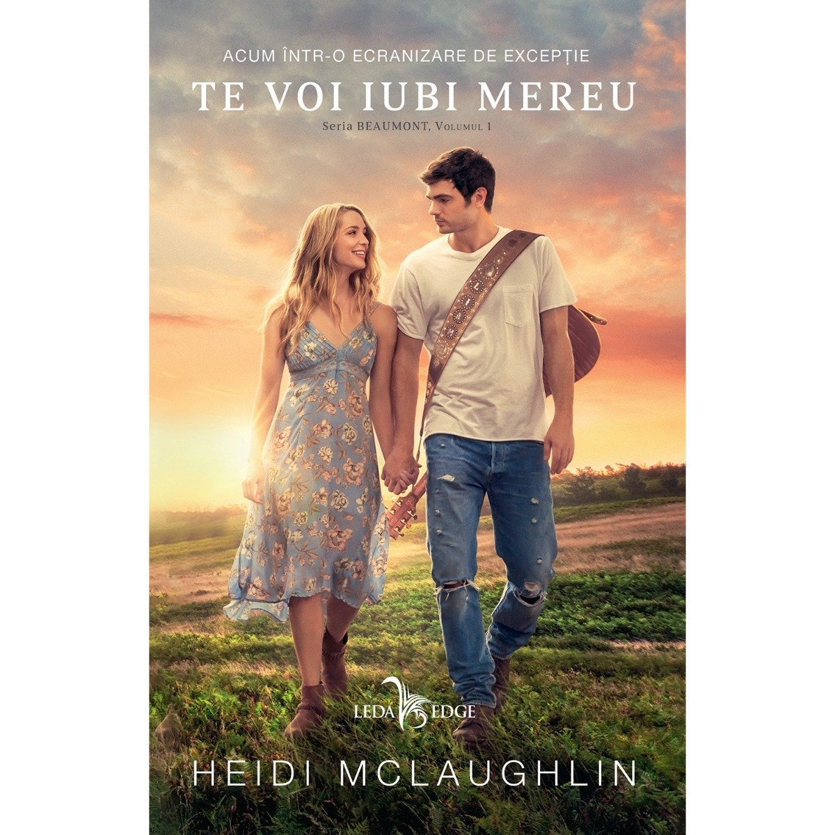 Carte Editura Corint, Beaumont vol. 1 Te voi iubi mereu, Heidi Mclaughlin imagine