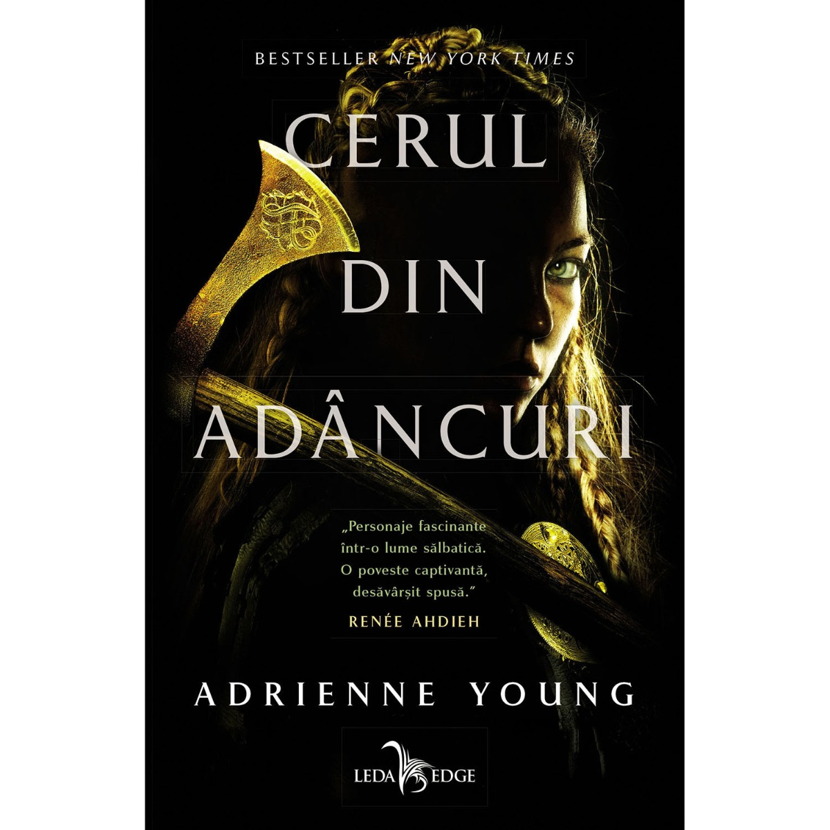 Carte Editura Corint, Cerul din adancuri, Adrienne Young imagine