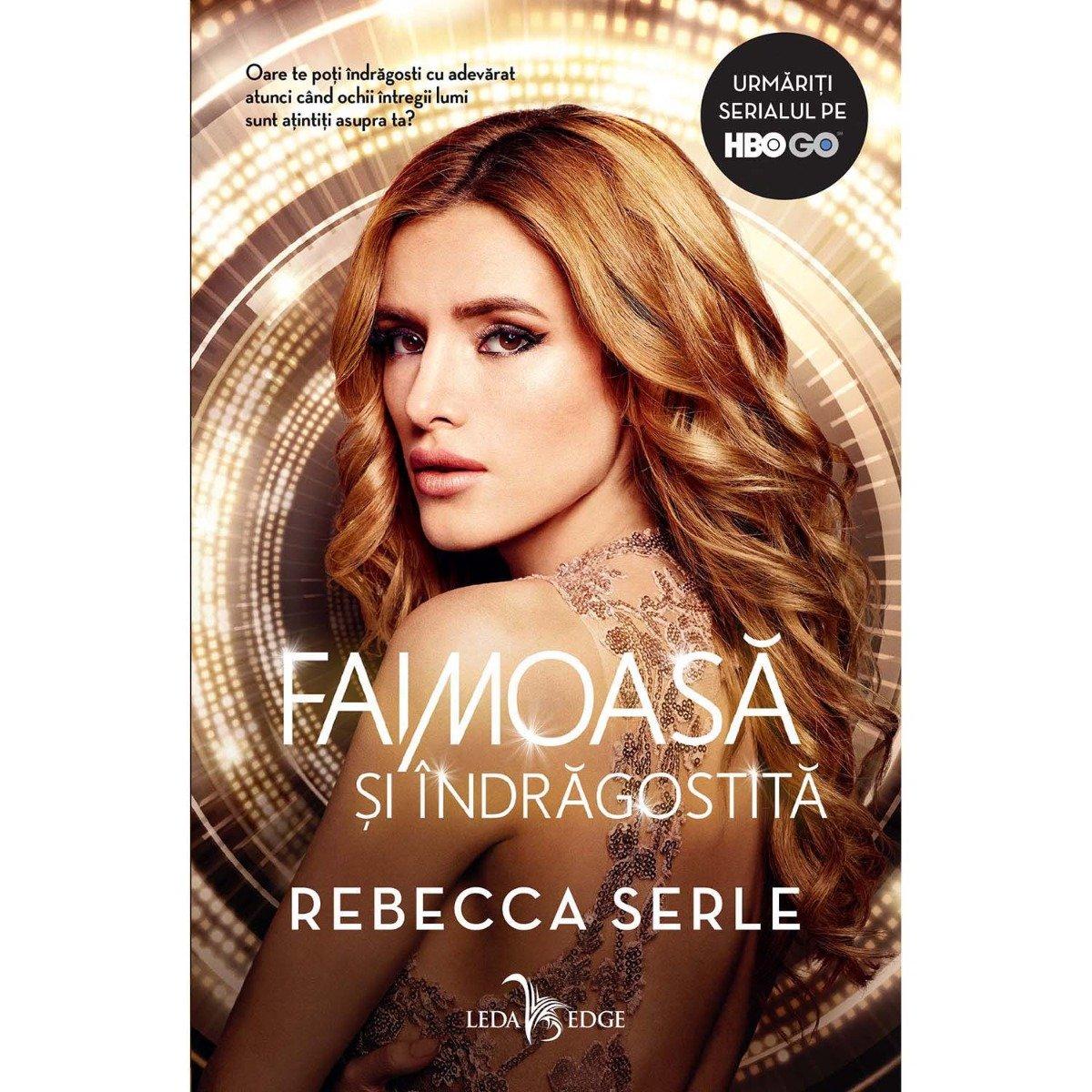 Carte Editura Corint, Faimoasa si indragostita, Rebecca Serle imagine